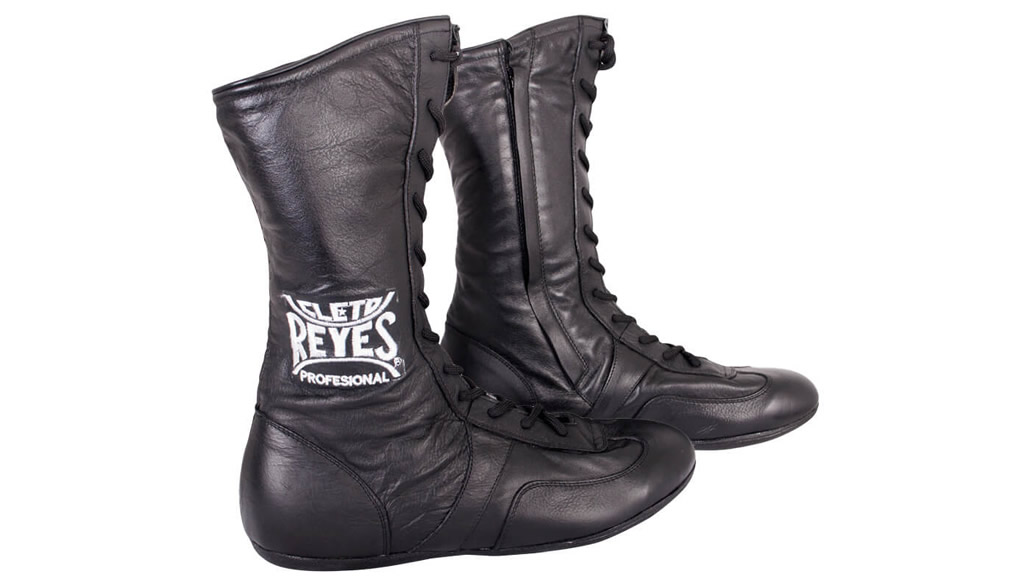 Cleto Reyes Leather High Top