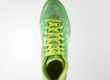 Green adizero Wrestling 14 Boxing Shoes by Adidas