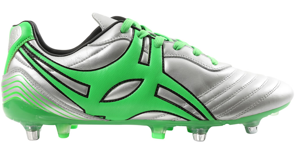 Jink Pro Chrome Rugby Boot by Gilbert