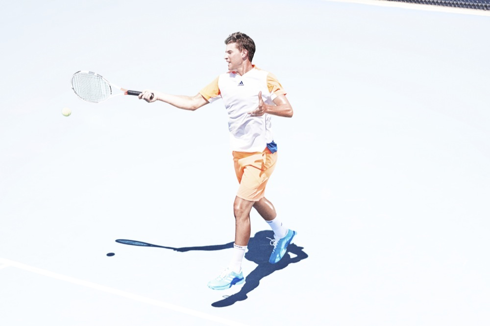 Men's 2017 Australian Open Collections by Adidas