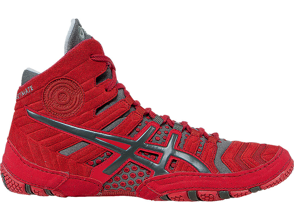 Men's Dan Gable Ultimate 4 Wrestling Shoes By ASICS