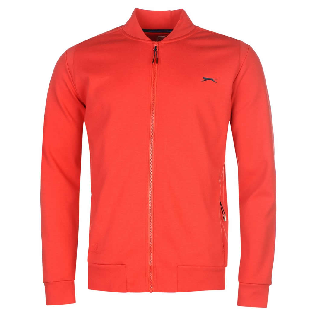 Men's tennis warm up jackets by Slazenger