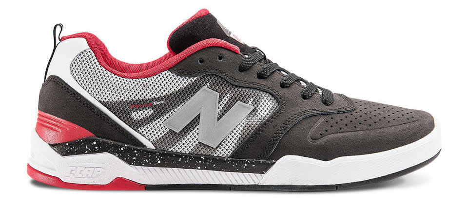 New Balance 868 Men's Skate Shoes, Side