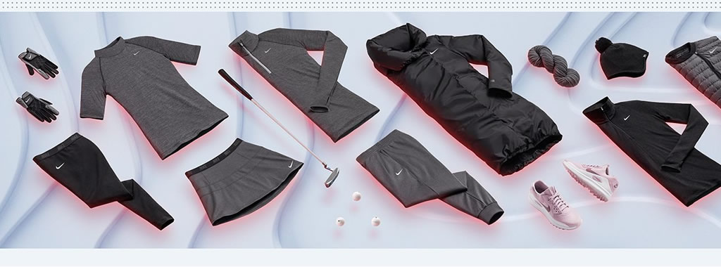 Nike Golf Club Winter Rules Collection For Men And Women