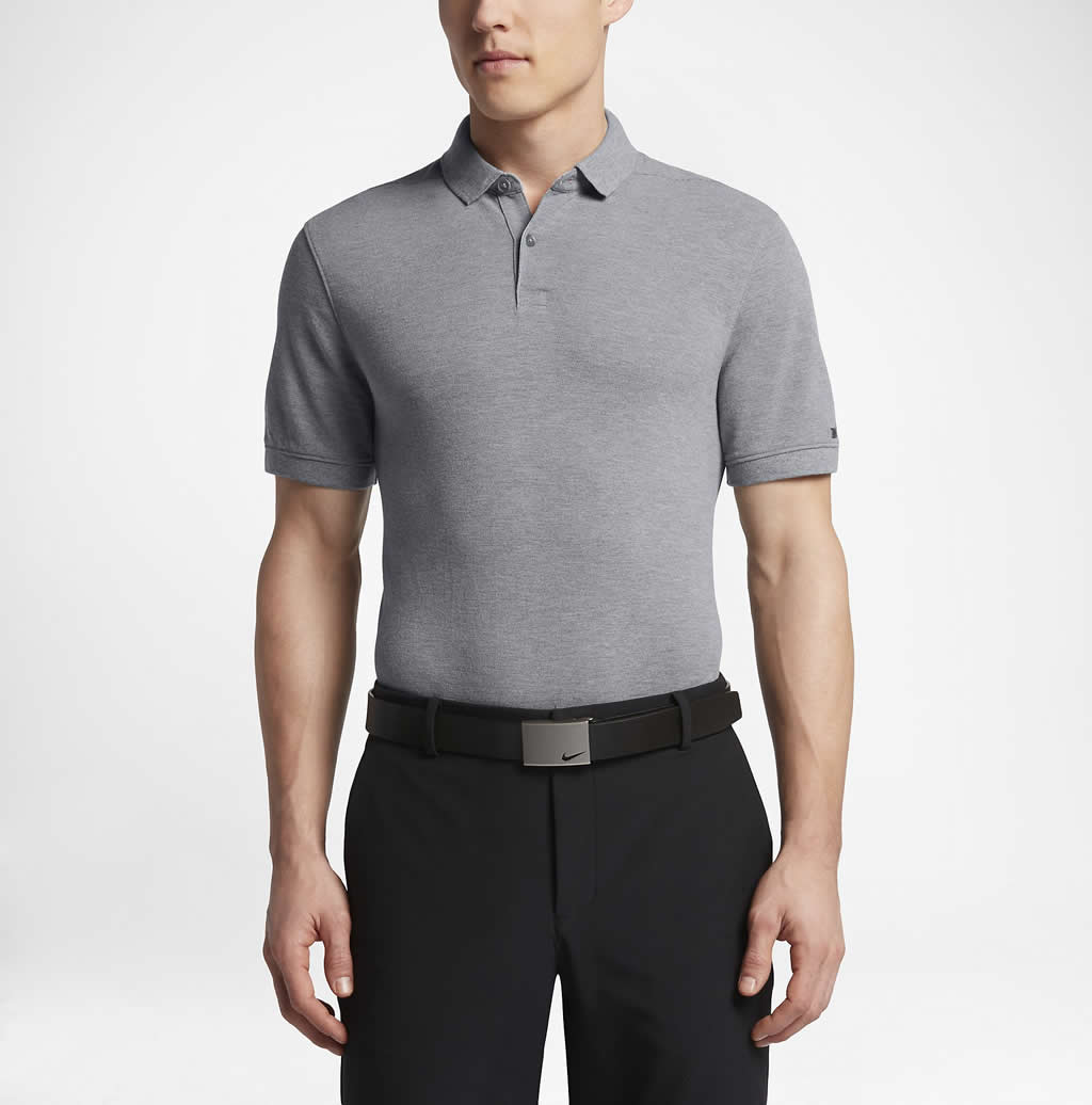 Nike Transition Dry Wool golf polo