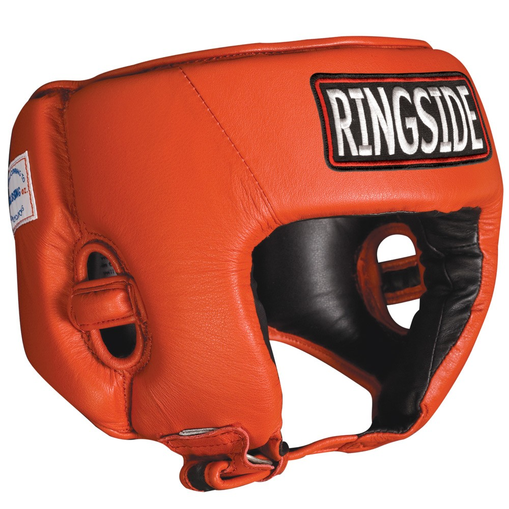 Red Youth Competition Headgear by Ringside