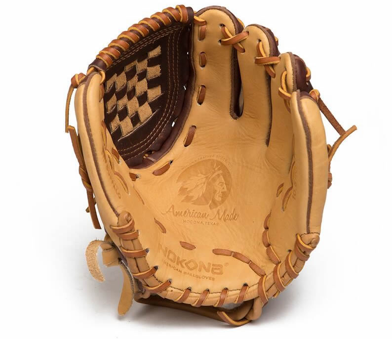 S-100 Nokona baseball glove for youth