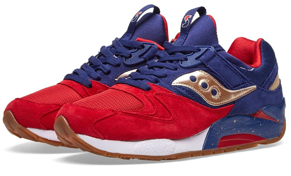 Saucony Grid 9000 By Inspired By Sparring
