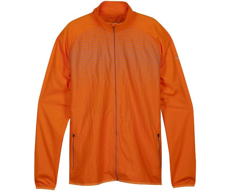saucony running jacket women's