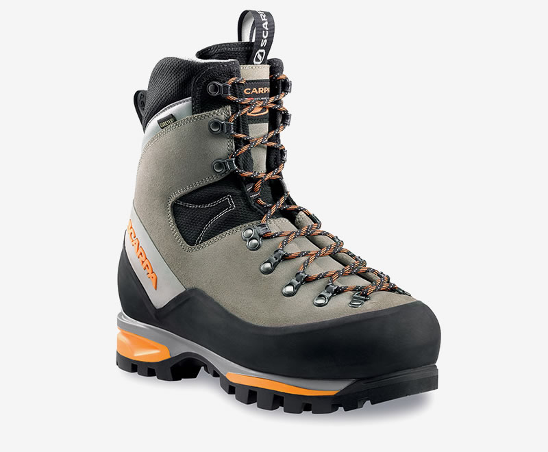 Grand Dru Gtx Mountaineering Boots By Scarpa