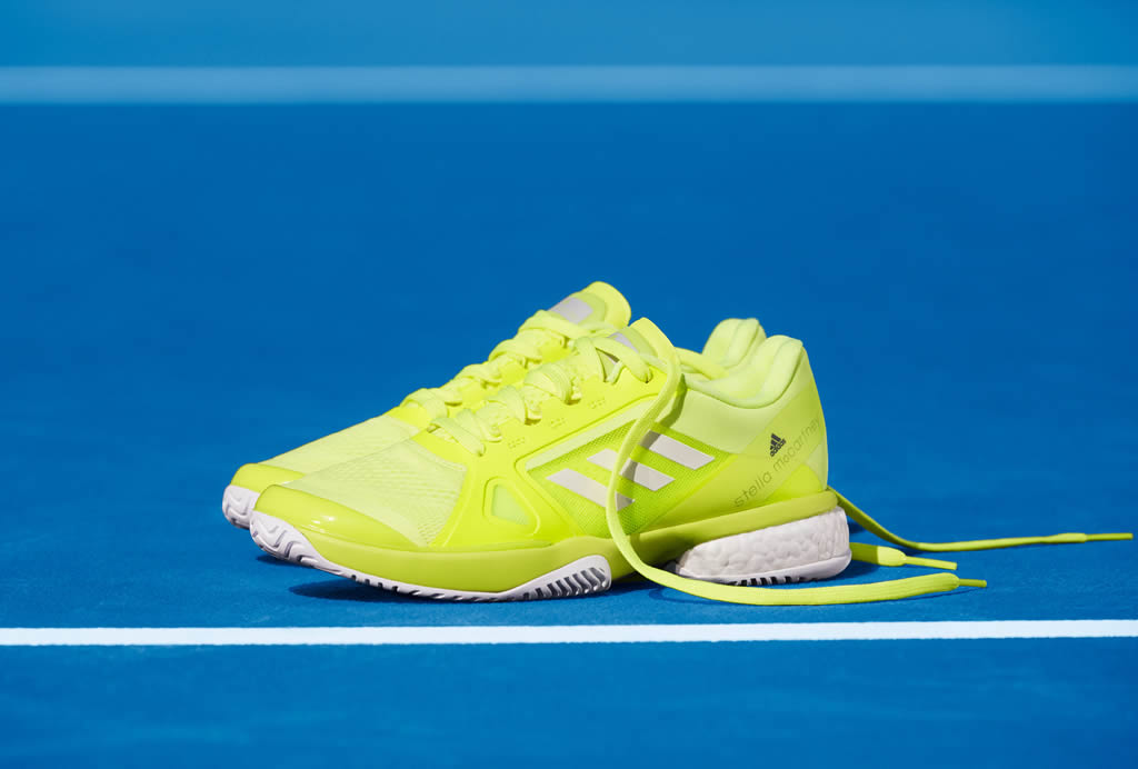 Shoes, 2017 Australian Open Collection By Adidas x Stella McCartney