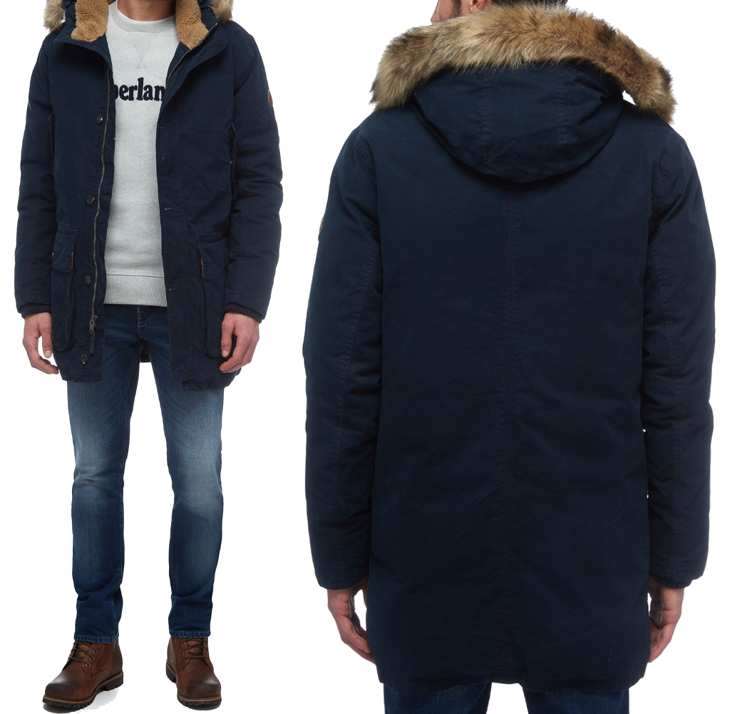 Timberland Waxed Parka for Men