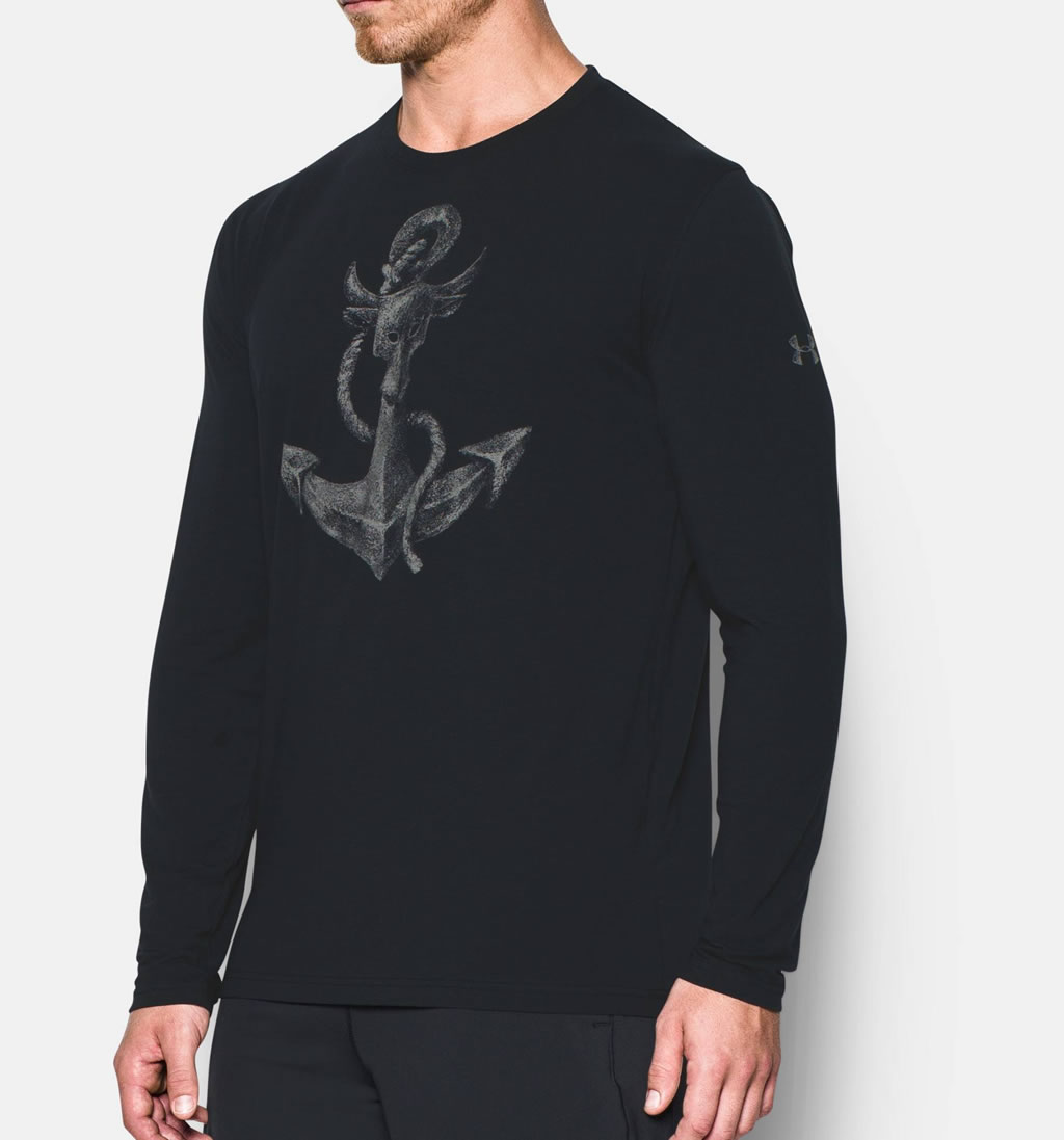 UA x Project Rock Find Your Anchor T-Shirt