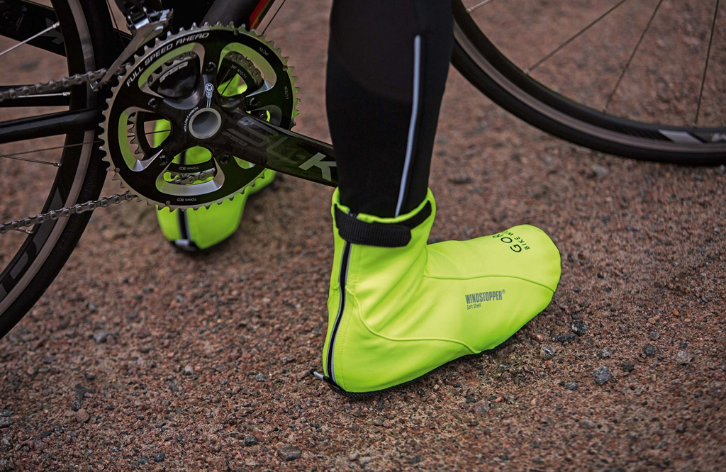 Unisex Road Gore Windstopper Thermo overshoes