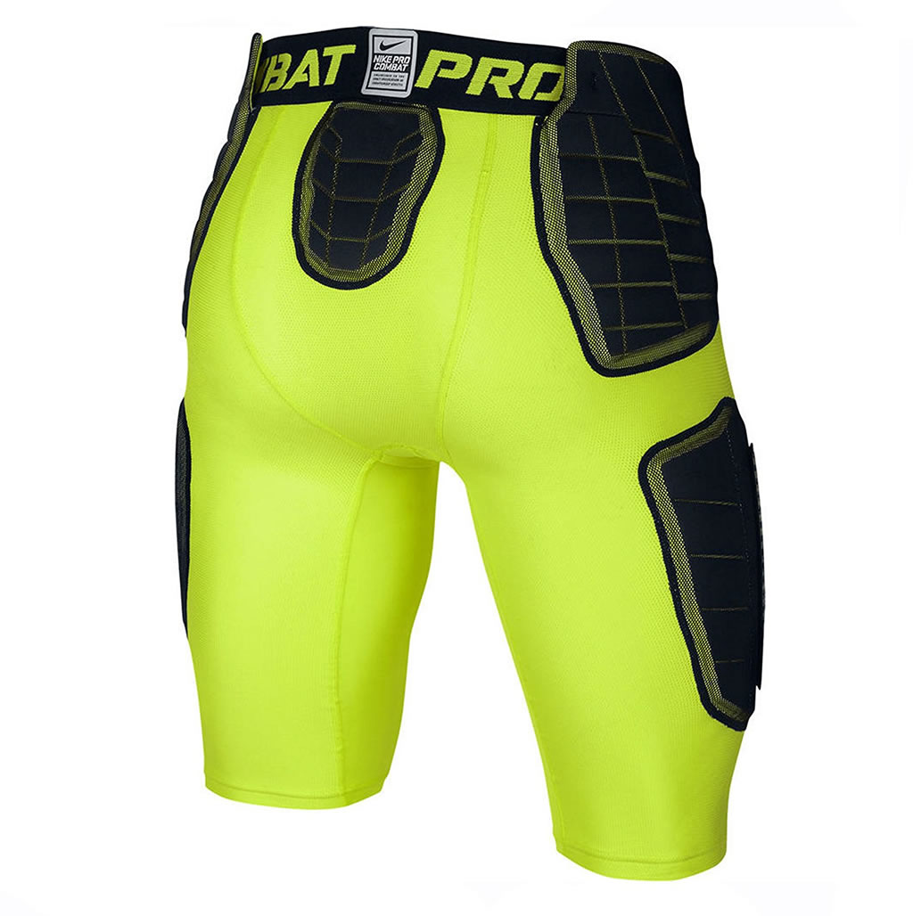 Volt Pro HyperStrong 3.0 Hard Plate Football Shorts by Nike