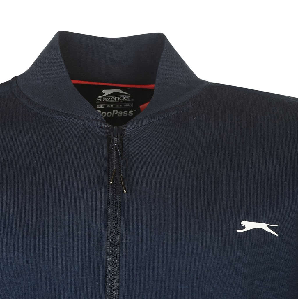 Winter jacket for men by Slazenger, Collar