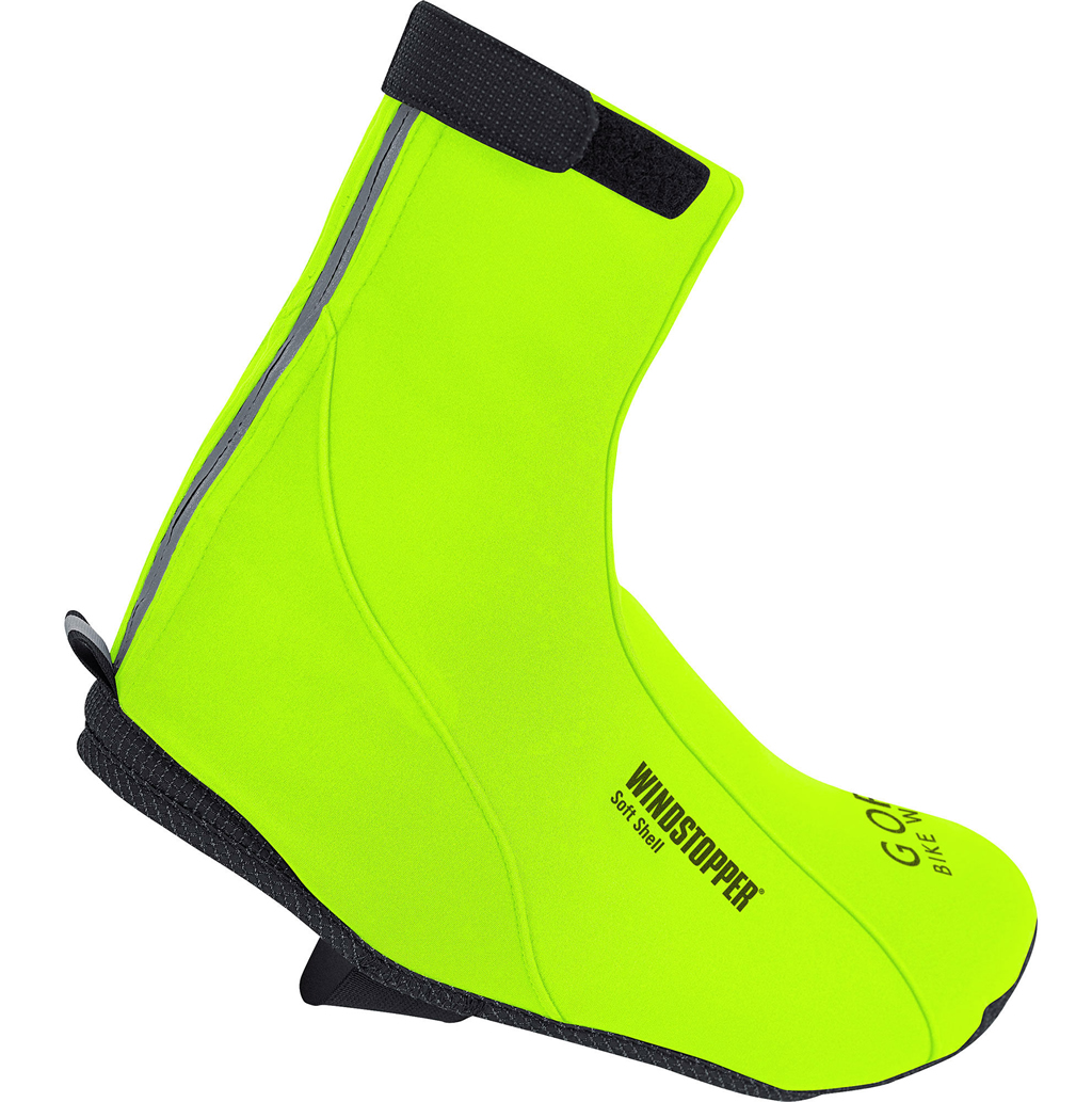 Yellow Road Gore Windstopper Thermo Overshoes By Gore Apparel