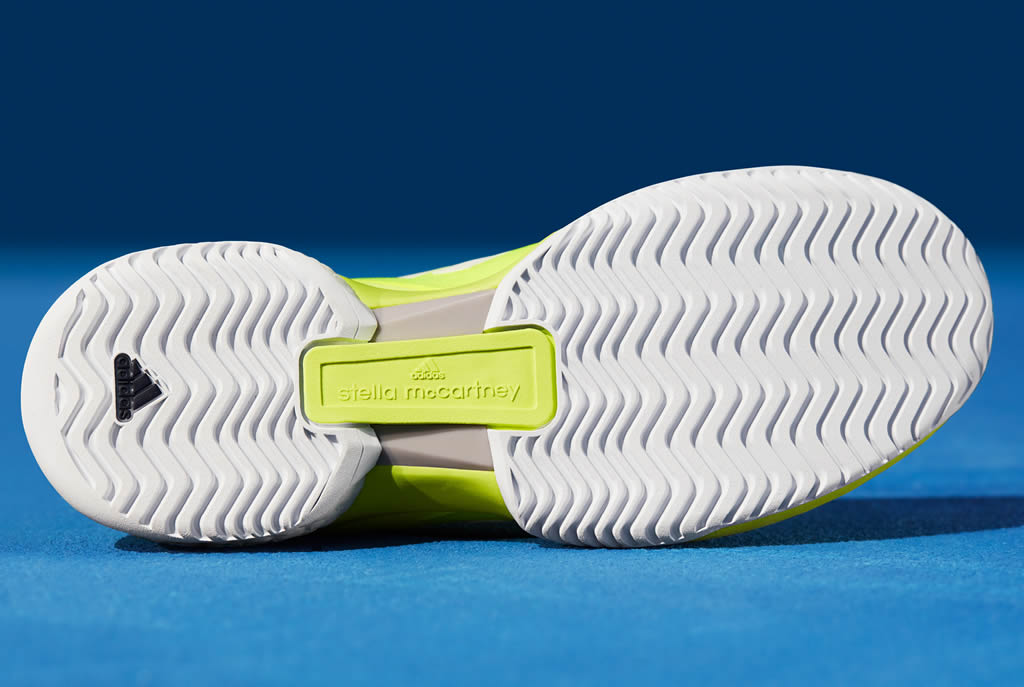 adidas by Stella McCartney tennis shoes, Aus Open 2017