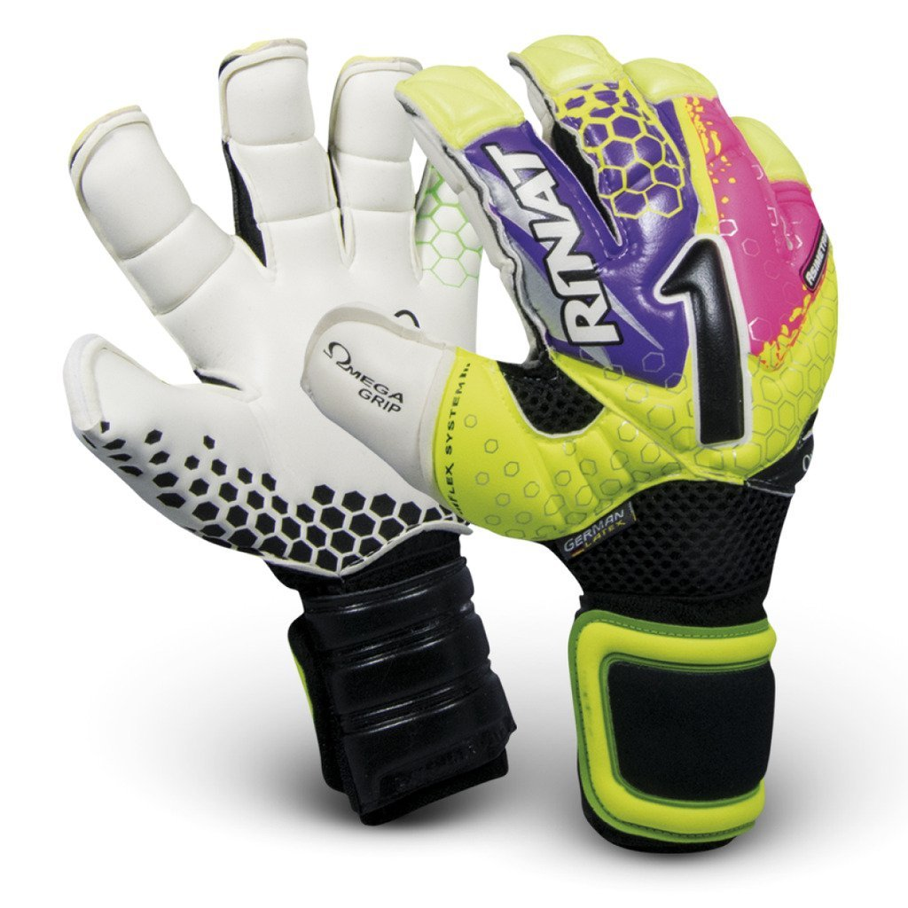2.0 Asimetrik Spines Professional Goalie Gloves by Rinat