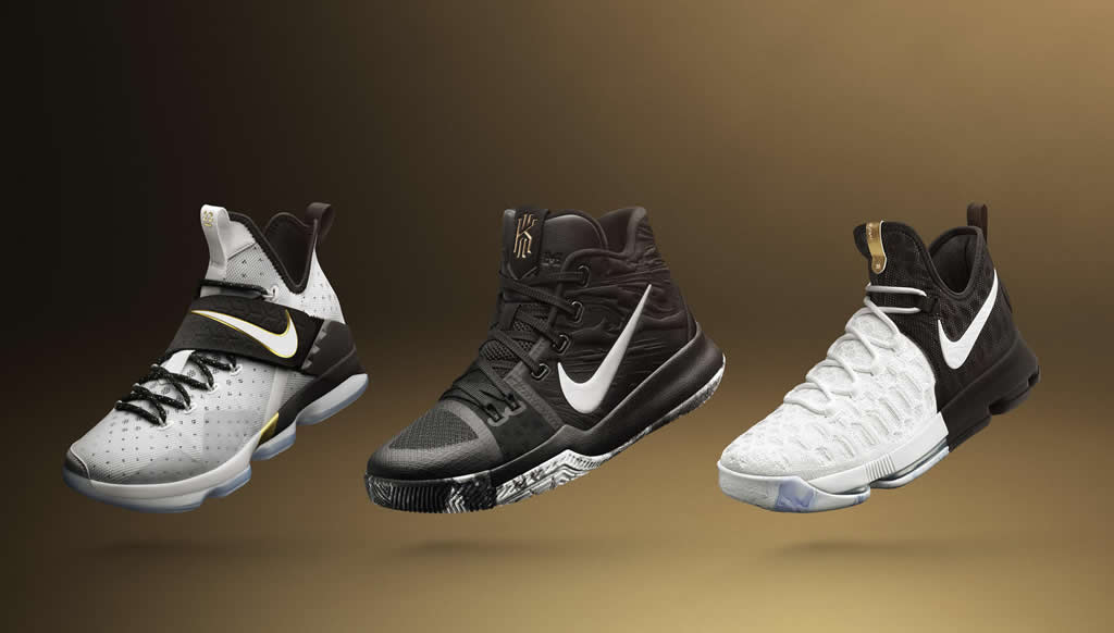 2017 BHM Collection By Nike And Jordan Brand