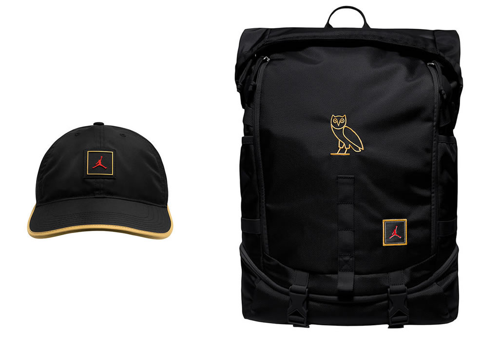 2017 Collection By Jordan X Ovo, Backpack