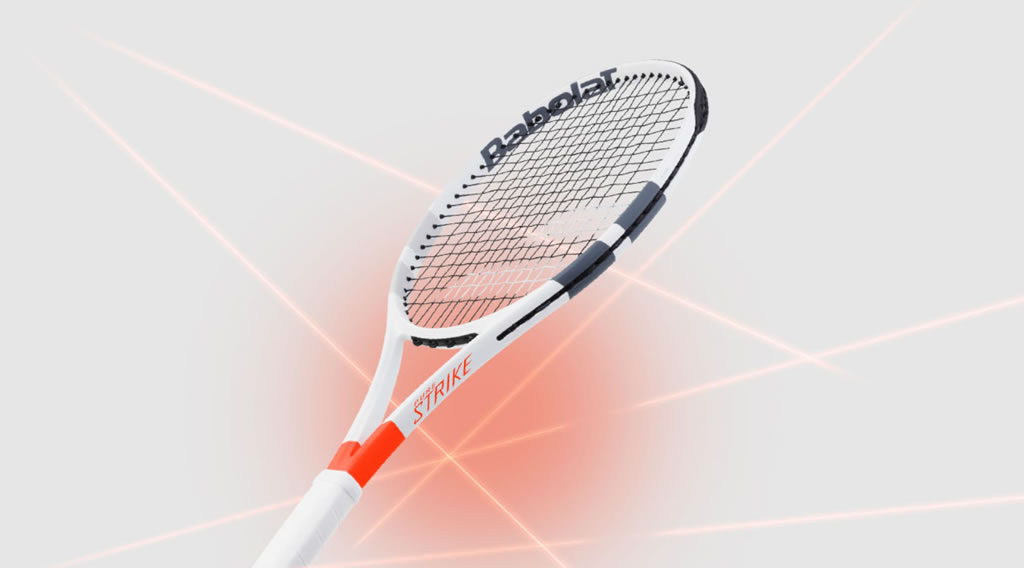 2017 Pure Strike Tennis Racket by Babolat