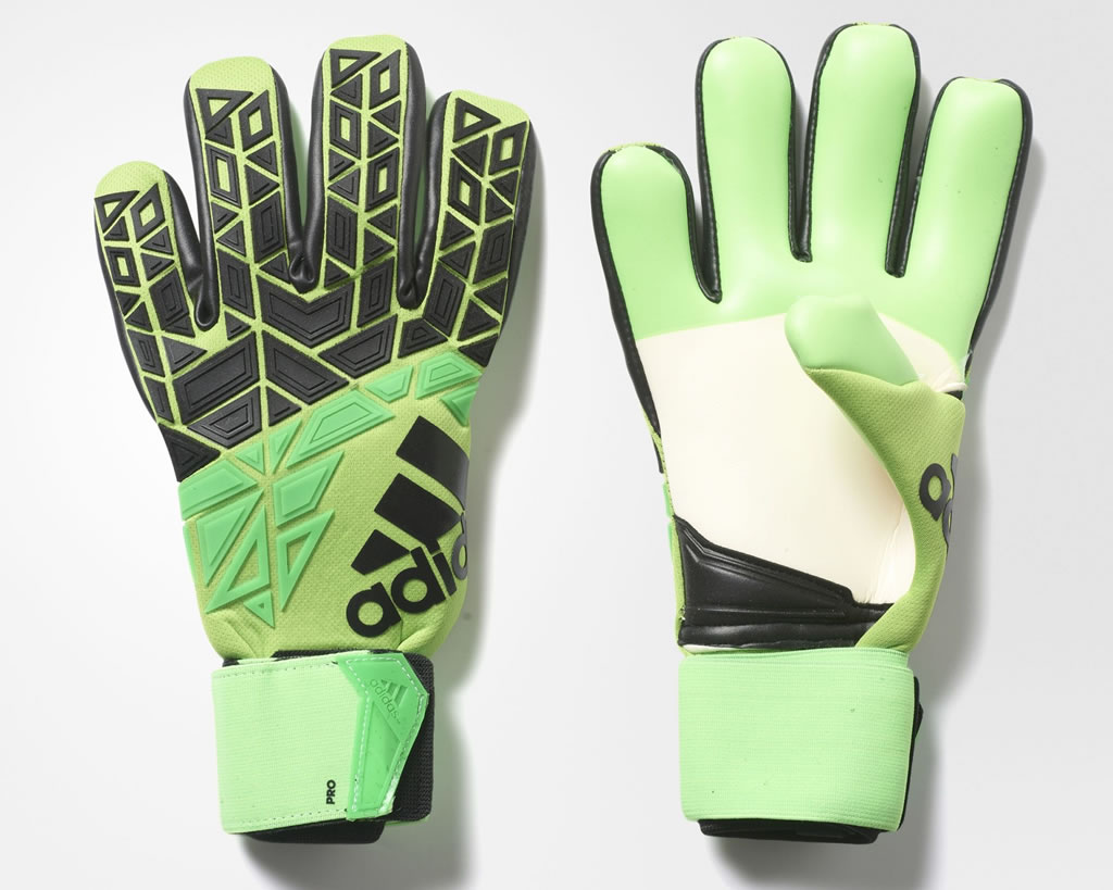 Ace Pro Goalkeeper Gloves by Adidas