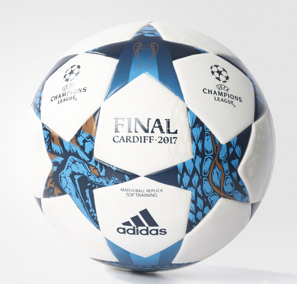 Adidas Finale Cardiff Top Soccer Ball
