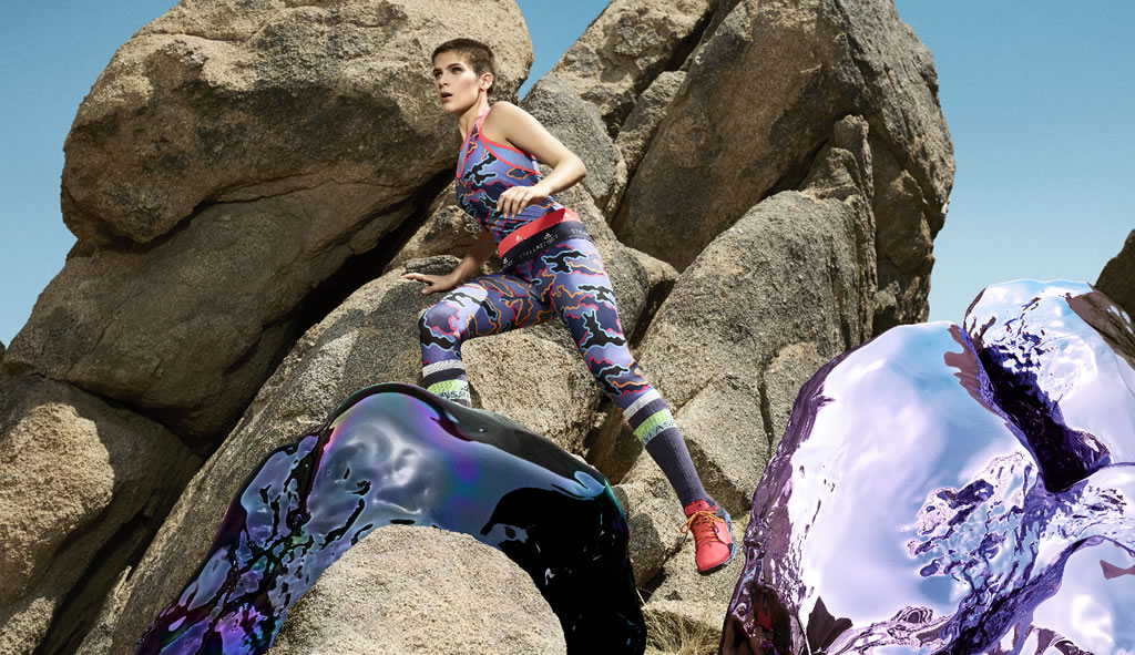 Adidas StellaSport Spring-Summer 2017 Collection, Tights