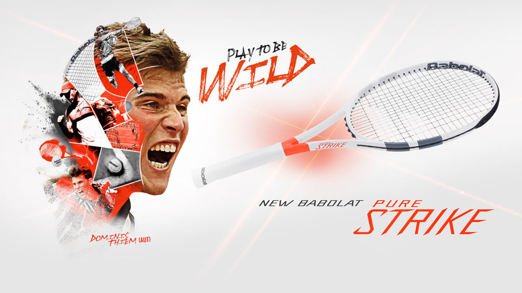 Babolat Pure Strike 2017 Tennis Racket