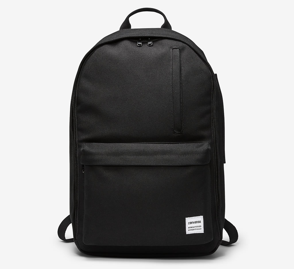 ... Converse Backpack with a Neoprene lined laptop sleeve and a scratch  resistant media pouch complemented by a water resistant front pocket. a48d0c4e5dae4