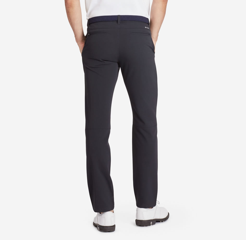 Black Highland Tour Pant, Back