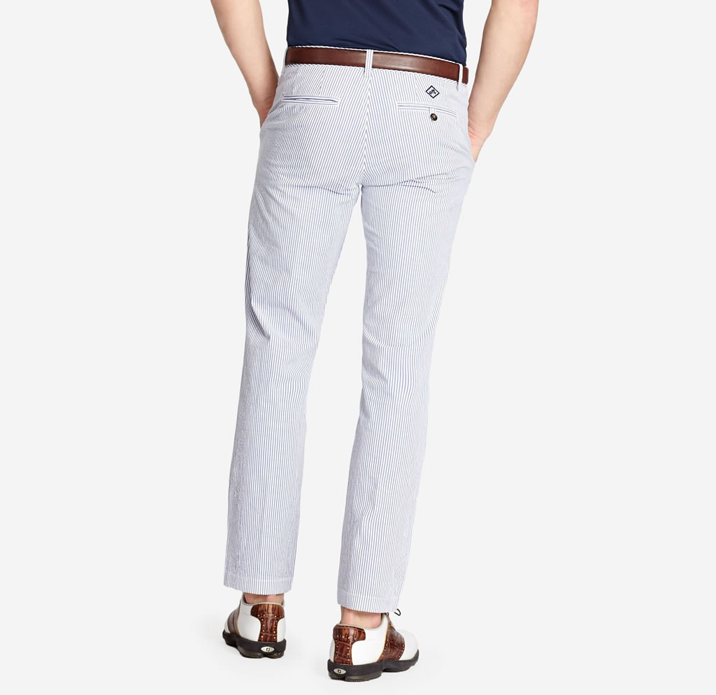 Blue Heathland Golf Pants by Bonobos