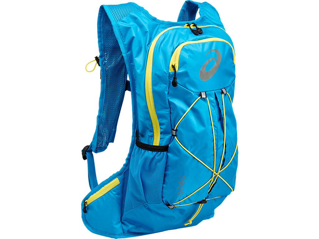 Blue Running Backpack By Asics