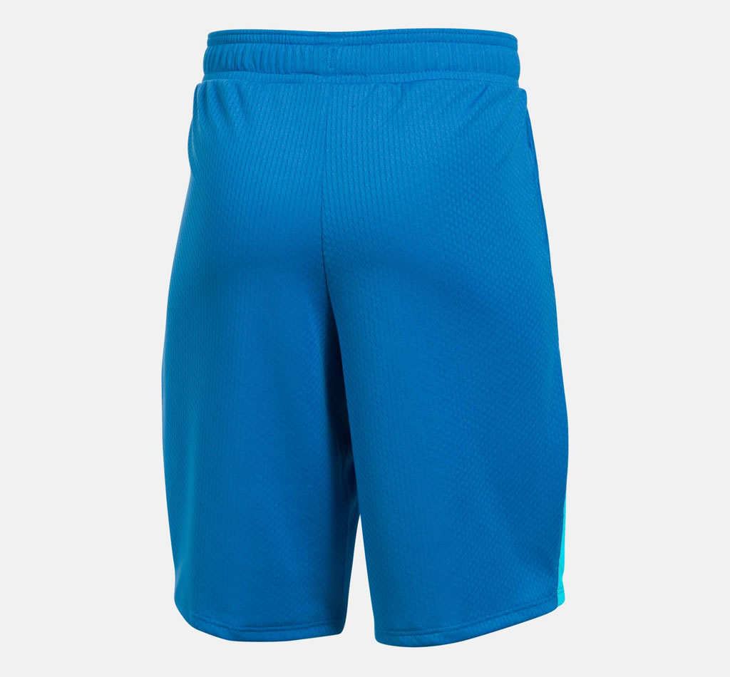 Blue Women's Basketball Shorts By UA