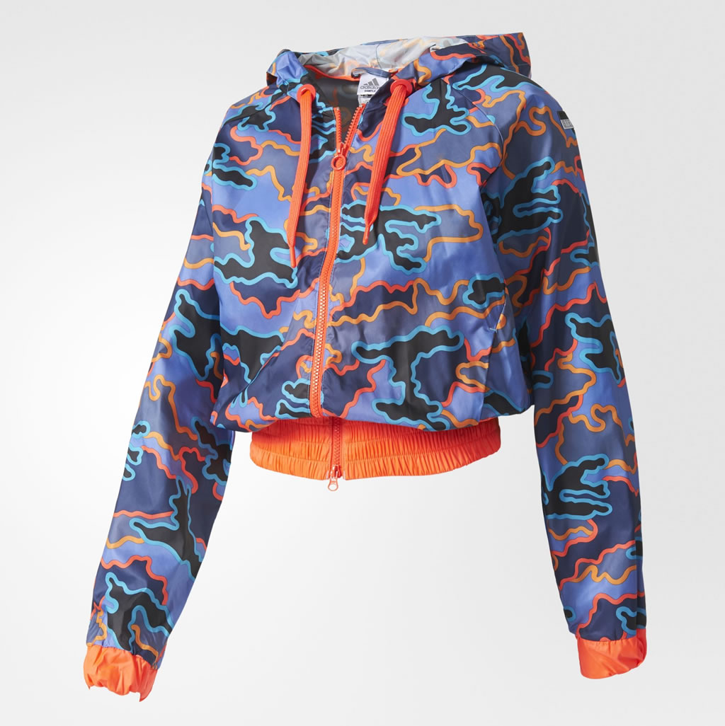 Camo Jacket for Women by adidas STELLASPORT