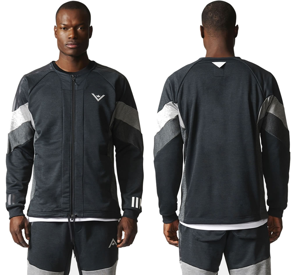 Challenger Track Adidas White Mountaineering jacket