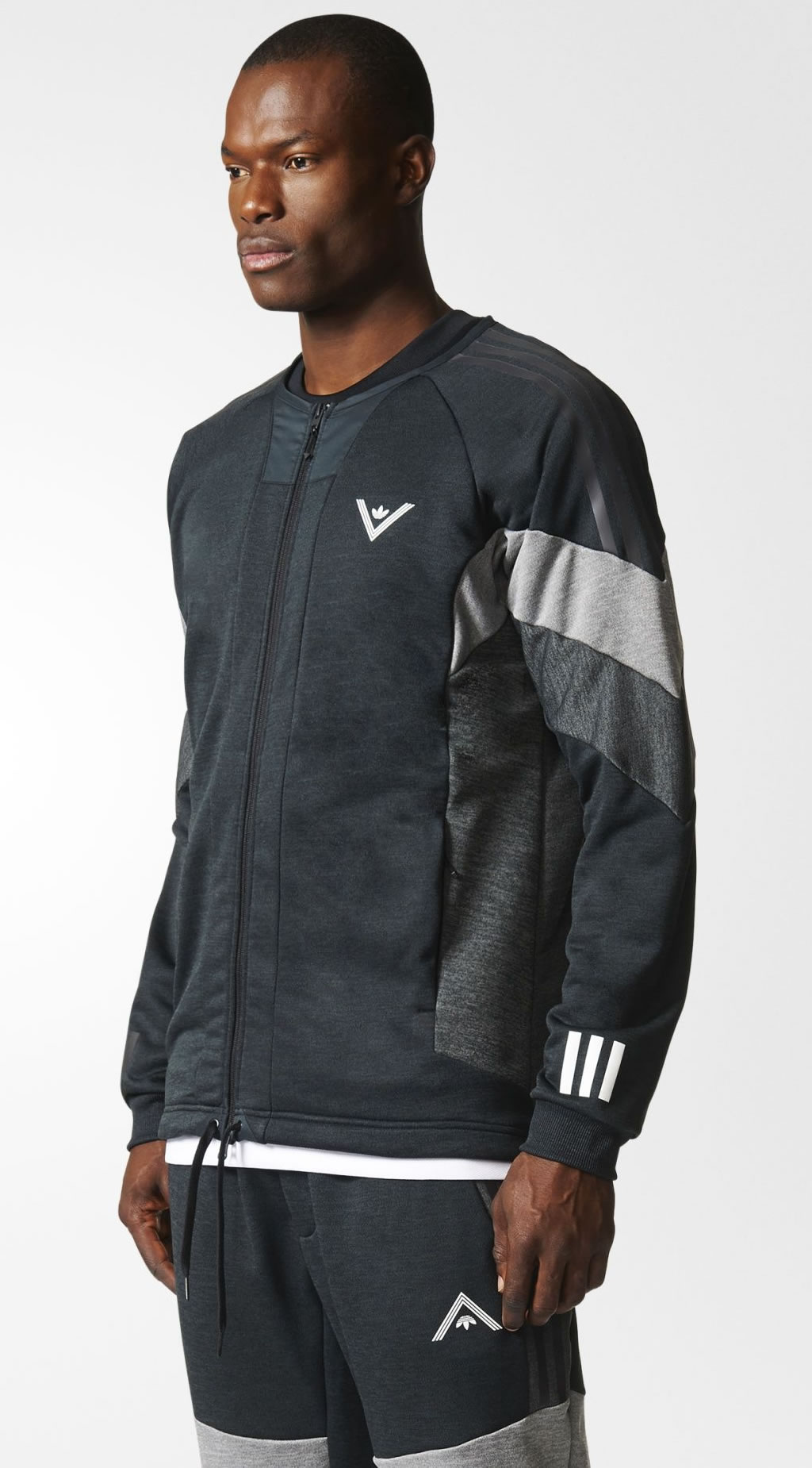 Challenger Track Jacket By Adidas x White Mountaineering