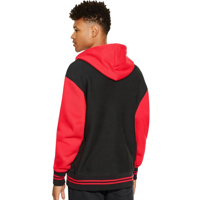 Champion Reverse Weave hoodie for men, Back