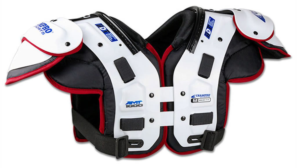 Cheap football shoulder pads for adults by Champro