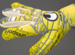 Eliminator Supergrip Goalkeeper Glove by UHLSPORT
