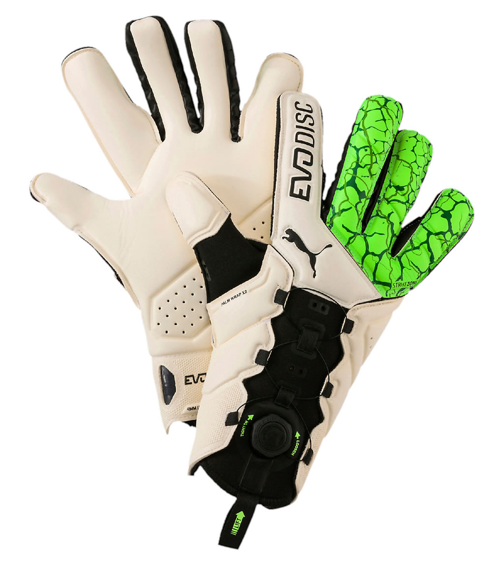 Evodisc GK Goalkeeper Gloves by Puma
