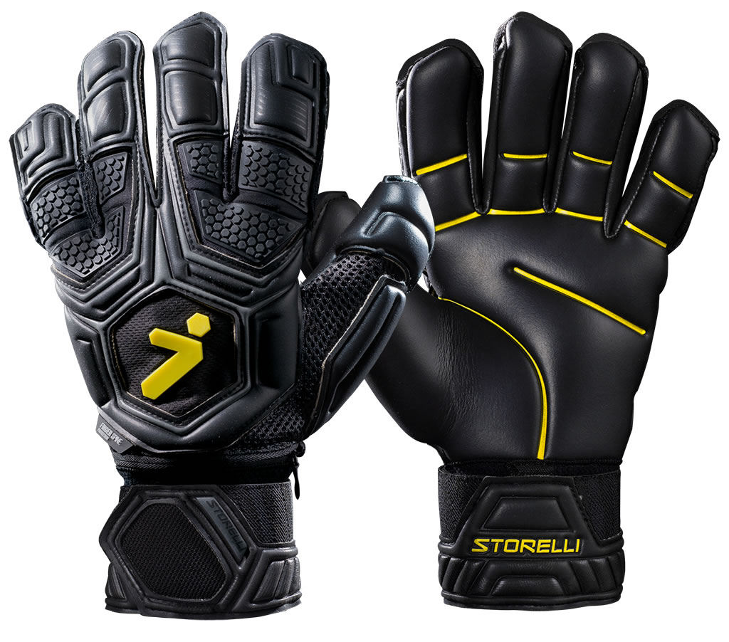ExoShield Gladiator Pro Gloves by Storelli