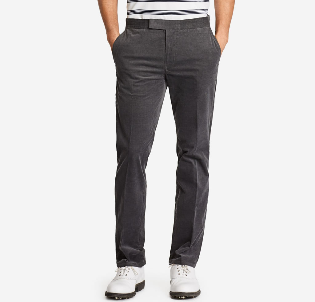 Grey Palmetto Golf Pant for Men