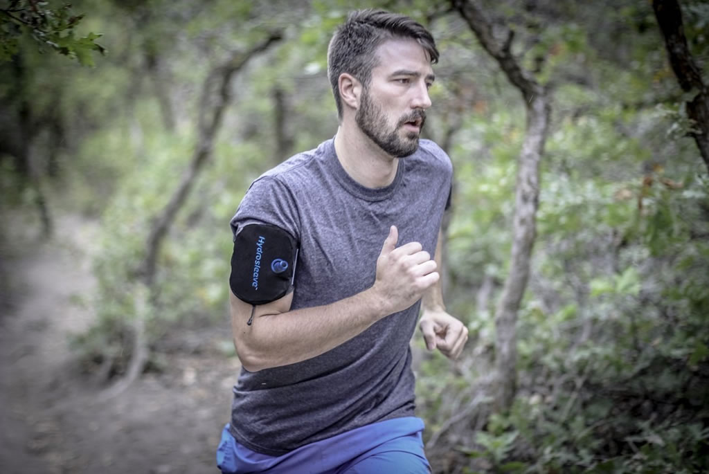 Hands-Free Hydration Armband System