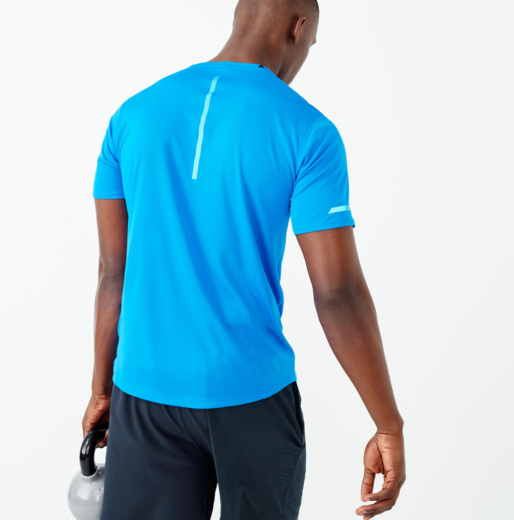 J.Crew workout T-shirt by New Balance