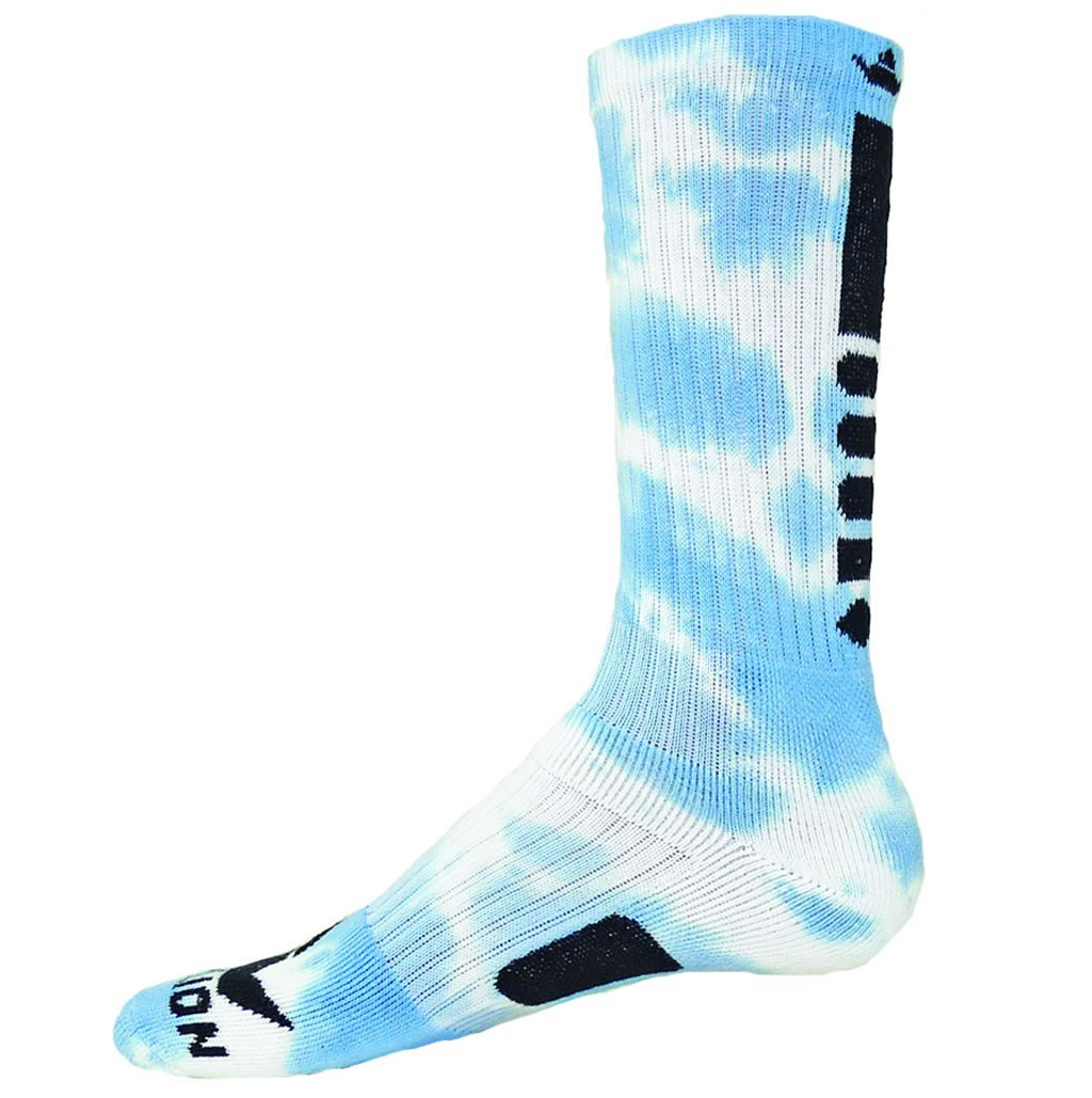 Maxim Tie Dye Athletic Socks by Red Lion