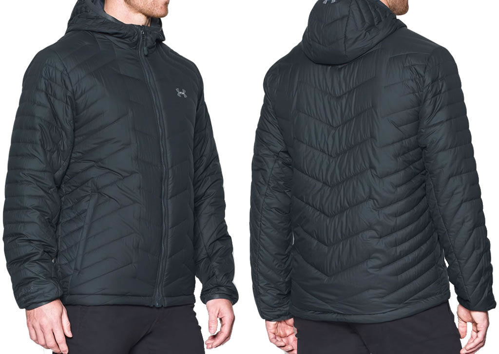 Men's Hooded Jacket By Under Armour