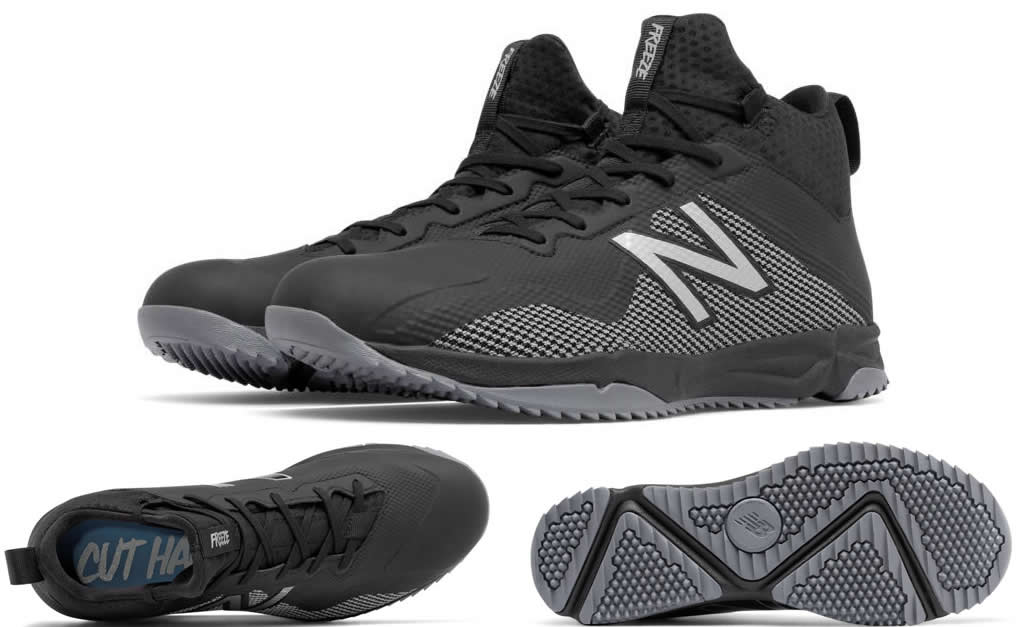 New Balance lacrosse cleats for men