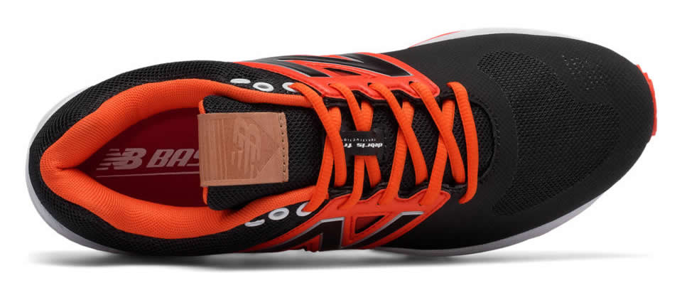 Orange Turf 3000v3 Baseball Cleats By New Balance